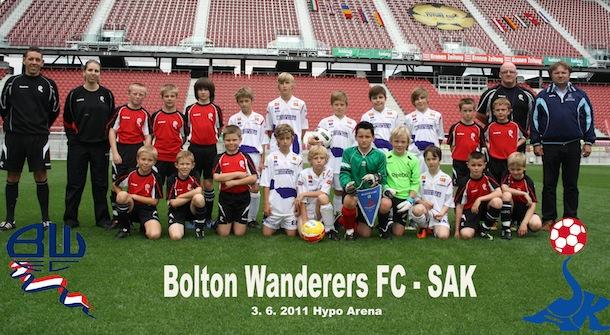 SAK U 10 Bolton Wanderers 6-2011