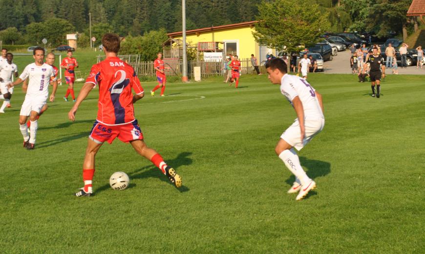 SAK Wiederndorf Testspiel Austria